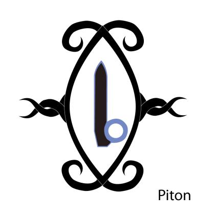 A piton